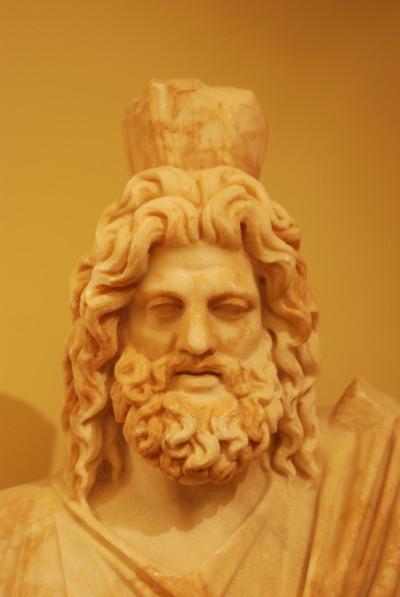 Zeus- Sarapis